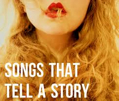 120 favorite pop rock and country songs that tell a story