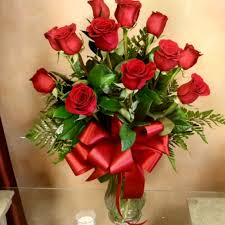 flowers delivered true bouquet with stemmed roses in saugus ca