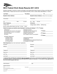 Work Study Resume Hcpc Character Reference Form Pdf Fill Online Printable