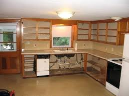 how to build kitchen cabinets from scratch build yourself kitchen cabinets faced