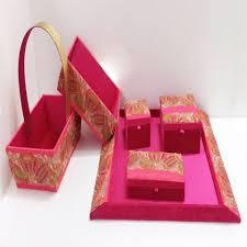 wedding tray wedding tray set pink indiaethnix