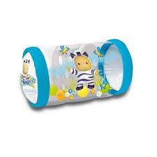 si e gonflable cotoons rouleau d éveil baby roul cotoons bleu smoby achat prix fnac