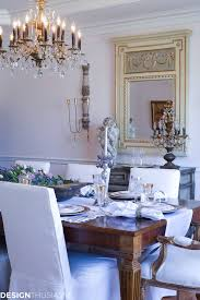French Provincial Dining Room Sets by Setting A Dining Table To Reflect Your French Country Style