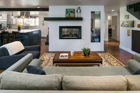 mid century modern home renovation in santa barbara california