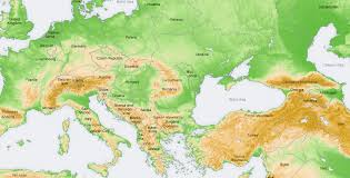 middle east map hungary crusades why is hungary geographically important to travel