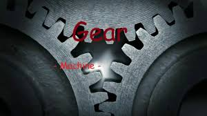 gear machine youtube