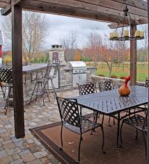 Patio Kitchen Design by Outdoor Kitchens And Landscape Design In The Fox Cities