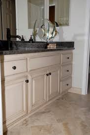 painted bathroom cabinets ideas traditional white painting bathroom cabinets with marble