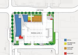 Parking Building Floor Plan Omniplan