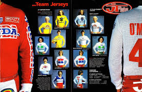 sinisalo motocross gear a few cool mx ads from early 80 u0027s moto related motocross