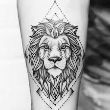 best 25 geometric tattoo animal ideas on pinterest geometric