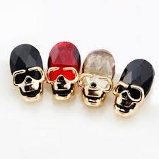 skull stud earrings vintage skull stud earrings at online jewelry store gofavor on imgfave