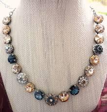 making swarovski crystal necklace images 546 best jewelry ideas images swarovski crystals jpg