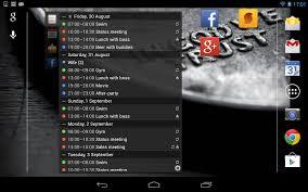 agenda widget plus apk all in one agenda widget apk android productivity apps