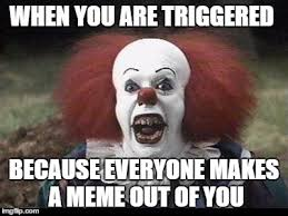When You Memes - when you are triggered because everyone makes a meme out of you