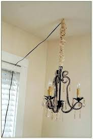 how to make a chandelier chain cover chandelier chain cover chandelier chain cover pattern source a