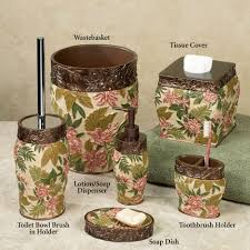 home exclusives exclusive bath decor tropical haven bath