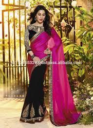 saree blouse heavy lacha lehenga style saree saree blouse designs plain