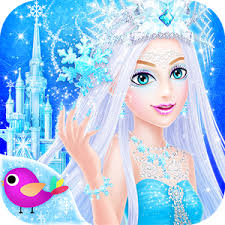 princess salon frozen party android apps google play