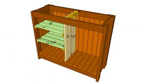 Building Wooden Shelves In Shed by Outdoor Bar Plans Myoutdoorplans Free Woodworking Plans And