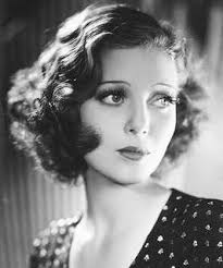 1930s hairstyle curls glam sqaud pinterest 1930s
