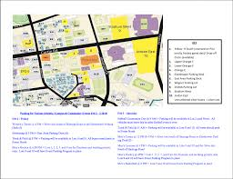 Penn State Parking Map Account For Traffic U0026 Parking Changes On Campus During Crazy