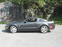 45th anniversary mustang ford mustang fifth generation