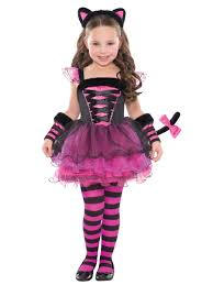 kids ballerina cat costume