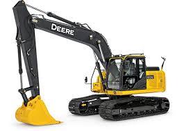 160g lc excavator john deere us