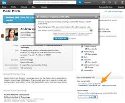 alumni directory software linkedin tips for creating your profile caltech alumni association