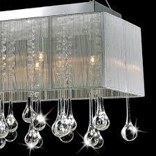 Rectangular Shade Chandelier Great Crystal Chandelier Modern 17 Best Ideas About Modern Crystal