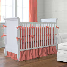 Coral Nursery Bedding Sets by Bedroom Coral Bedroom Curtains Regarding Satisfying Crib Bedding
