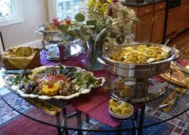 home buffet table interiors design