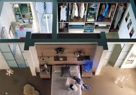 chambre parentale avec dressing plan de dressing chambre plan maison etage with plan de