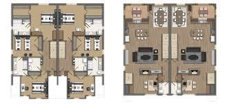 28 floor plan 2d 2d floor plan with furuniture landscaping