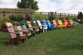 Polywood Long Island Recycled Plastic Recycled Plastic Adirondack Chairs For Everyday Use