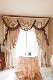 Swag Valances For Windows Designs 216 Best Swags Images On Pinterest Curtain Designs Curtain