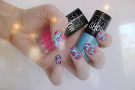 click and make up beauty blog maybelline new york nail art master