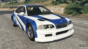 bmw m3 gtr e46 bmw m3 gtr e46 most wanted for gta 5