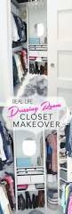 Wardrobe Organiser Ideas by Best 25 Small Closet Makeovers Ideas Only On Pinterest