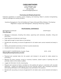 shipping and receiving manager resume warehouse receiving clerk resume corpedo com