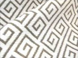 Upholstery Fabric St Louis Greek Key Design Tan On Cream Upholstery Fabric Video Youtube