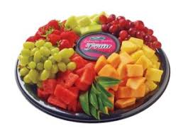 fresh fruit and cheese tray from heb order