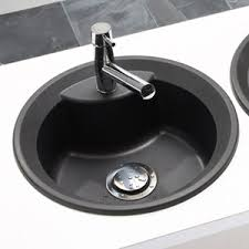 Space Saving Sinks Small Kitchen Sinks Tap Warehouse - Round sinks kitchen