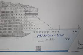 harmony of the seas cruise cotterill