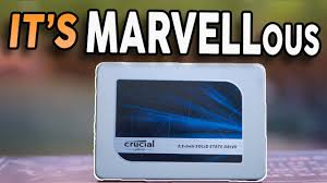 amazon black friday crucial ssd crucial mx300 750gb ssd review marvel the marvell controller