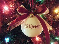 cthulhu ornament atheist ornament and
