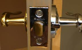 unlock an omnia privacy lock with sliding mechanism from the