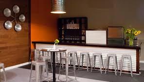 bar amazing built in bar ideas bar built around center support