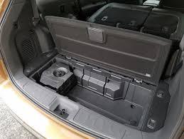 pathfinder nissan trunk test drive 2017 nissan pathfinder platinum the daily drive